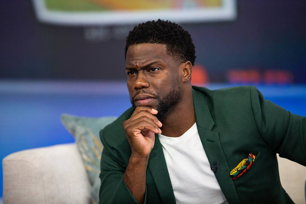 """Kevin Hart Breaks His Silence After The Car Crash """"I'm Grateful To Be Alive"""""""