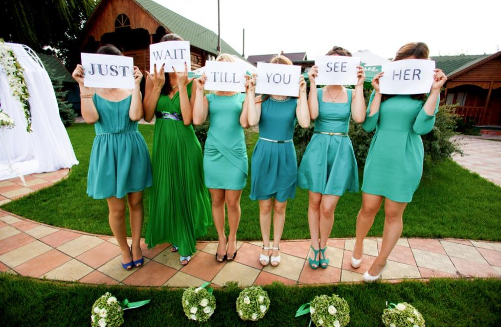 How to Make Your Bridesmaids Stand Out?