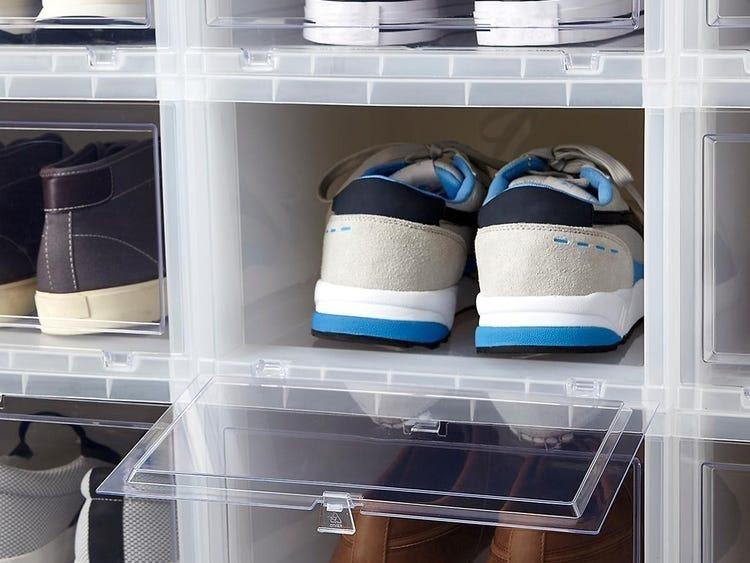6 Simple Tips On How to Store Your Shoes