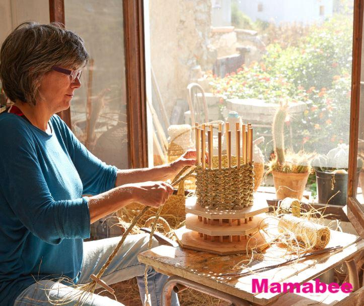 Basket Weaving Hobby