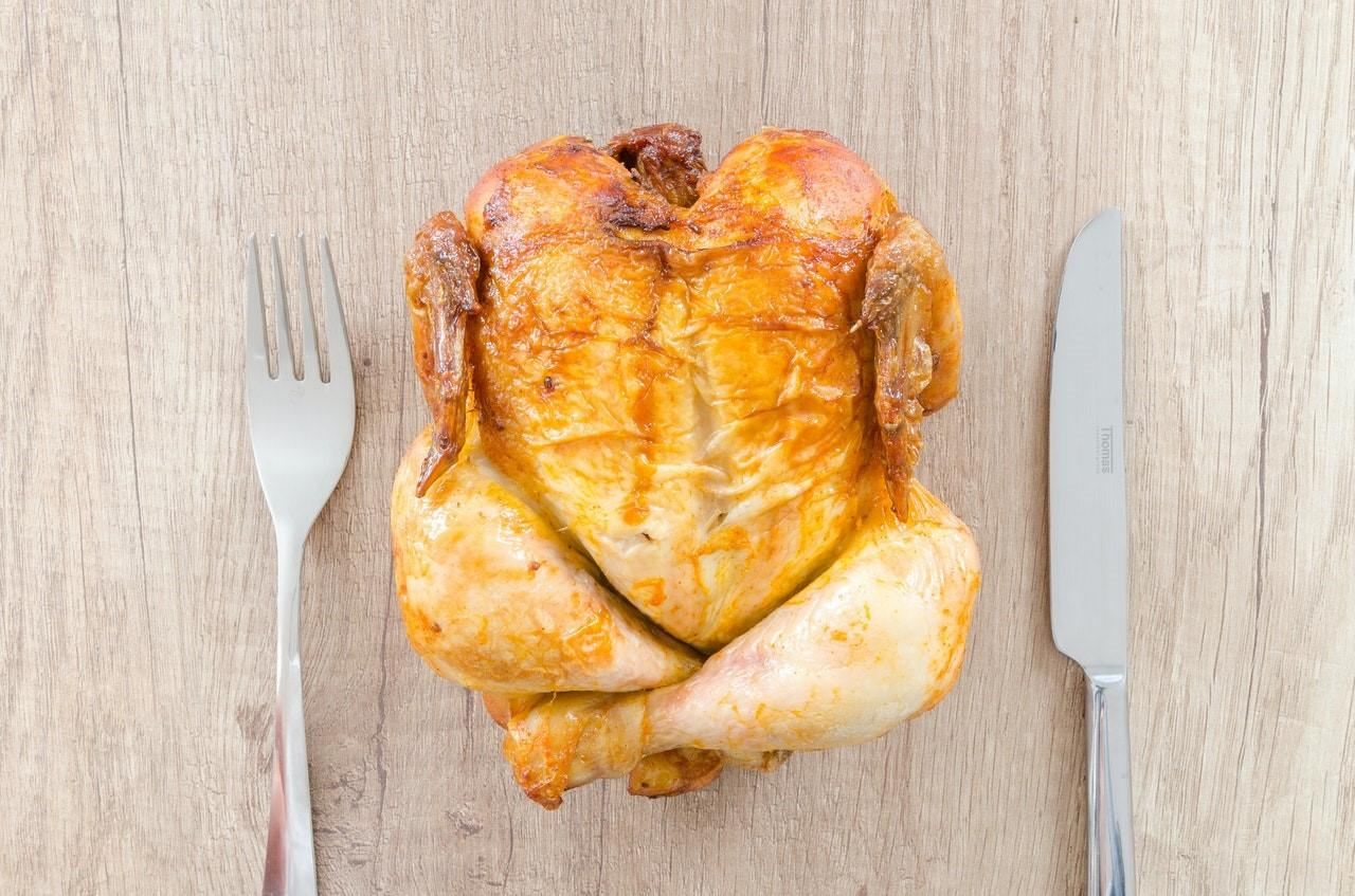 Roasting a Perfect Chicken