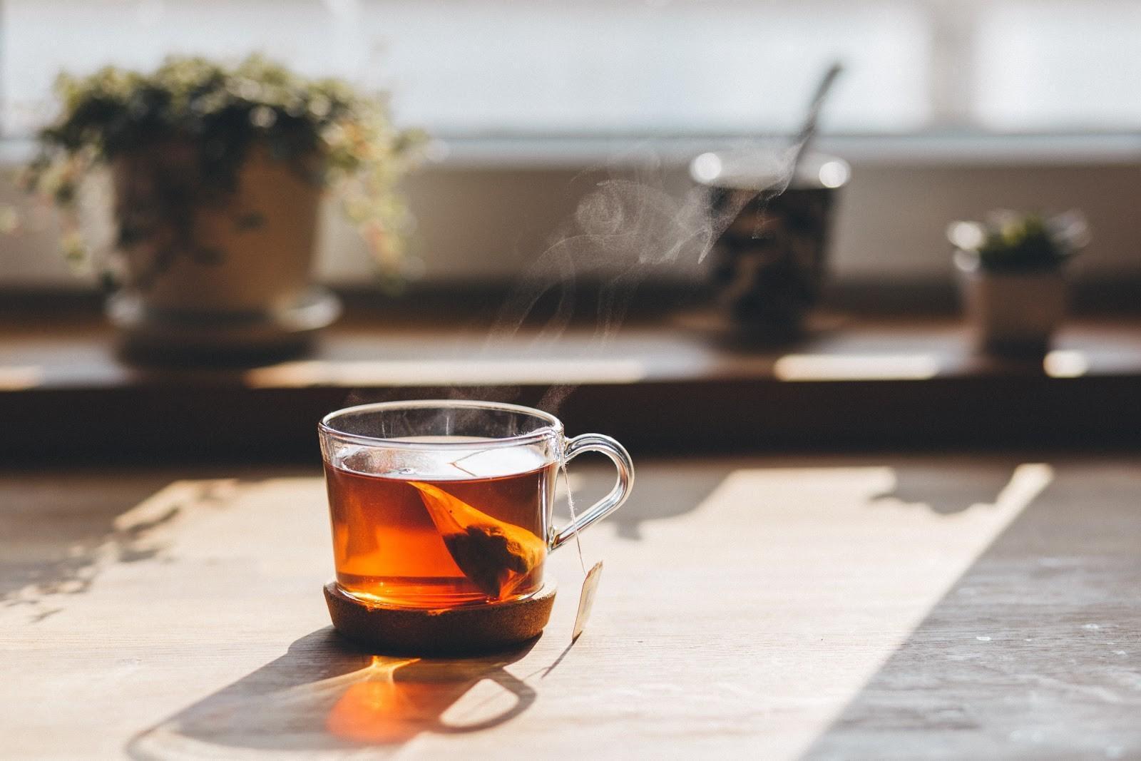 Grey Tea