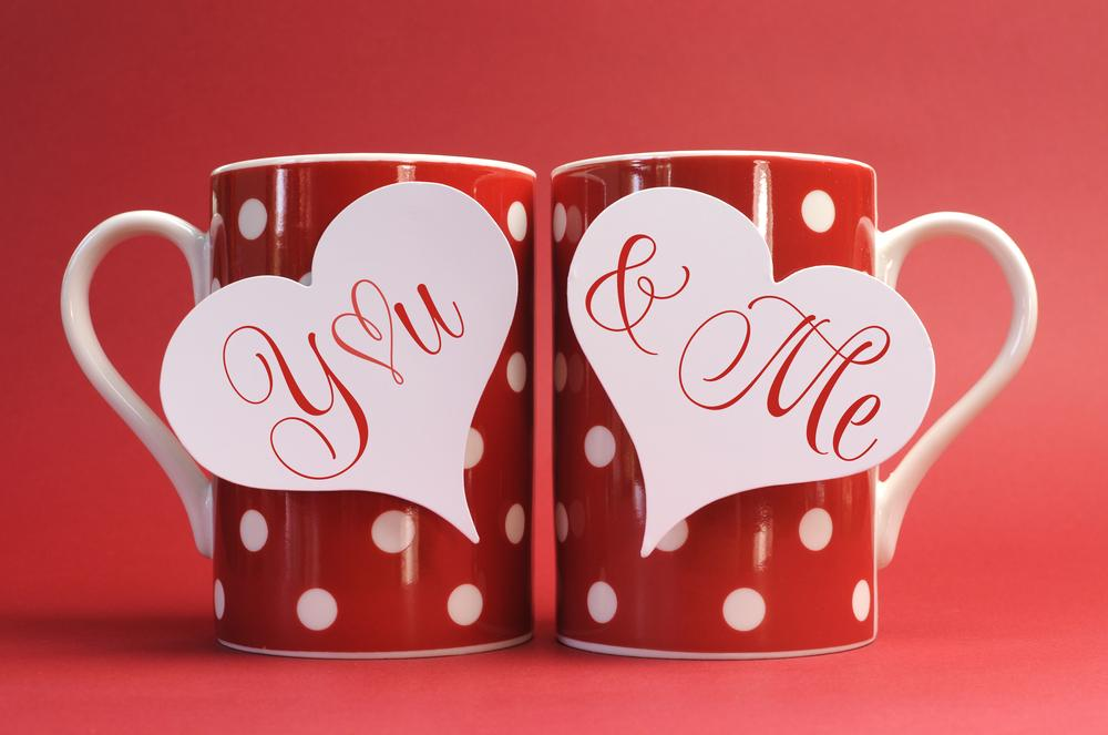 Personalized mug gift