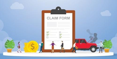 What is the claims process for health insurance