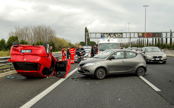 What to do in a car accident in Canada