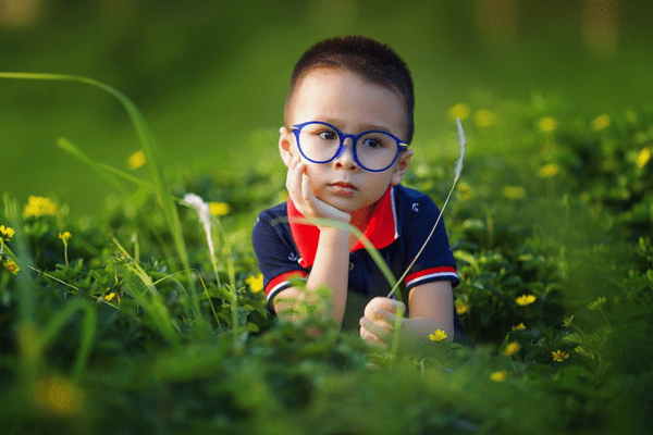 How to Prepare Your Child for Their First Pair of Glasses
