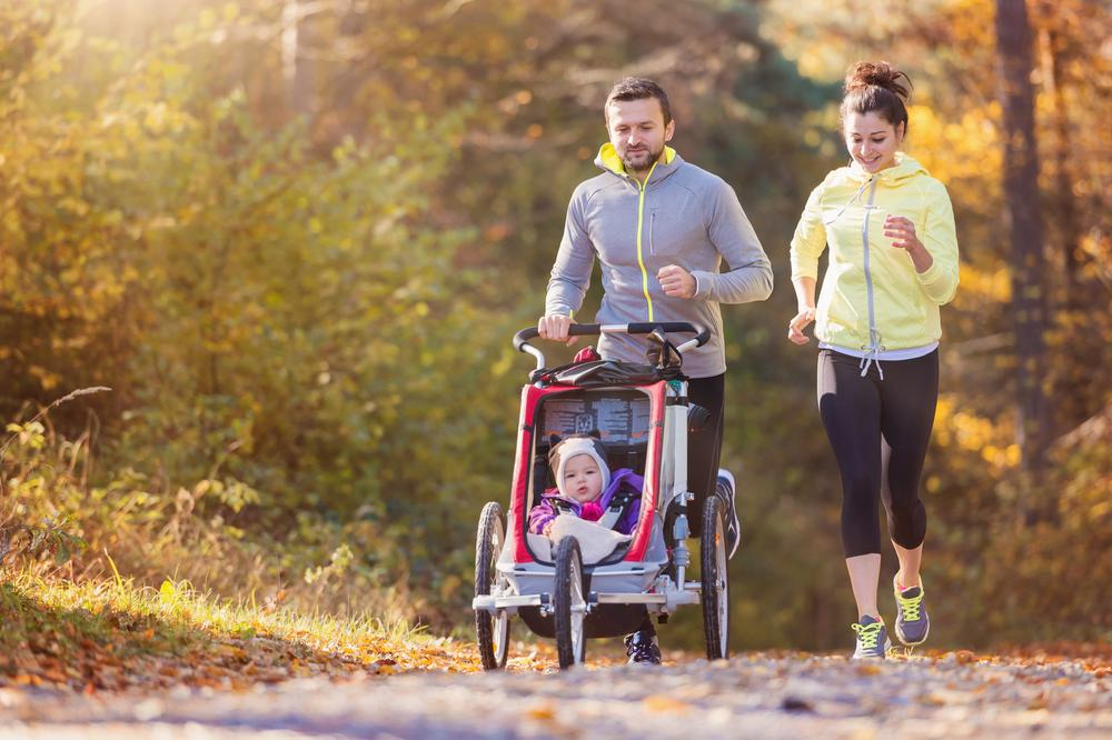 What Makes A Good Jogging Stroller