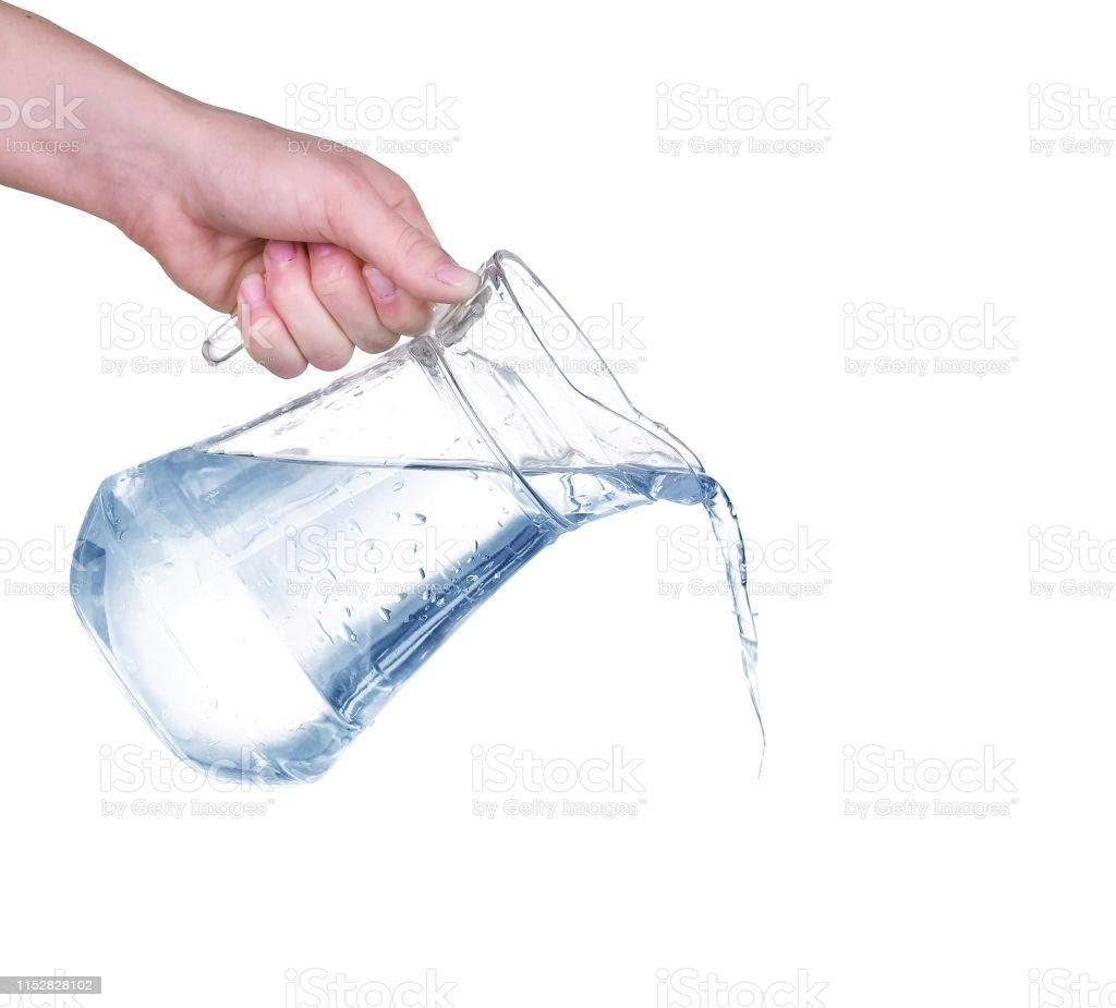 Pouring pitcher
