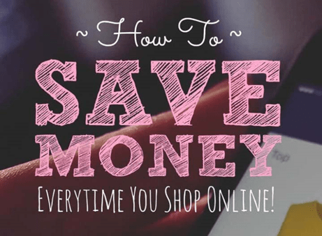 How to Save Money Every Time You Shop Online
