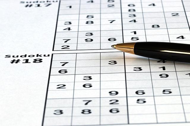 5 Celebrities Who Are Sudoku Fans