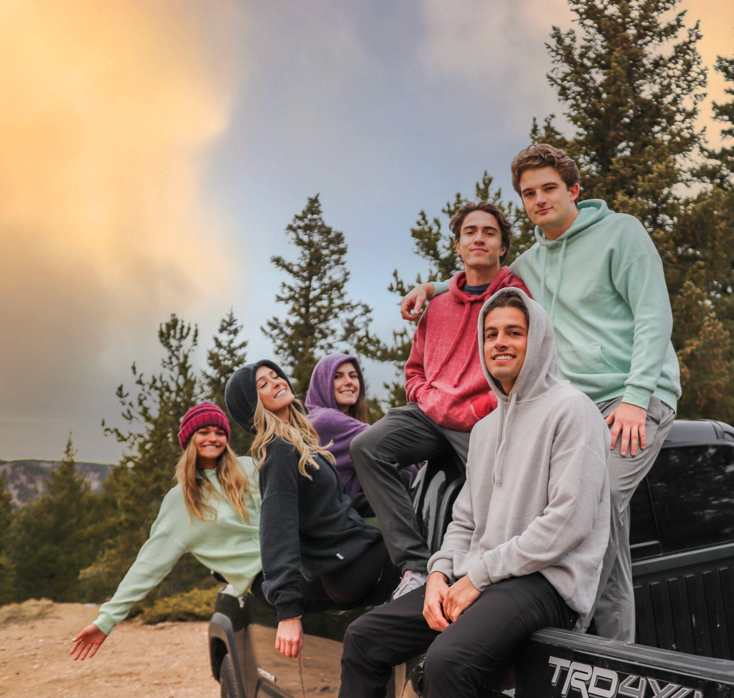 hoodies and sweatshirt
