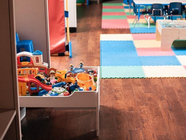 Budget friendly kids nursery