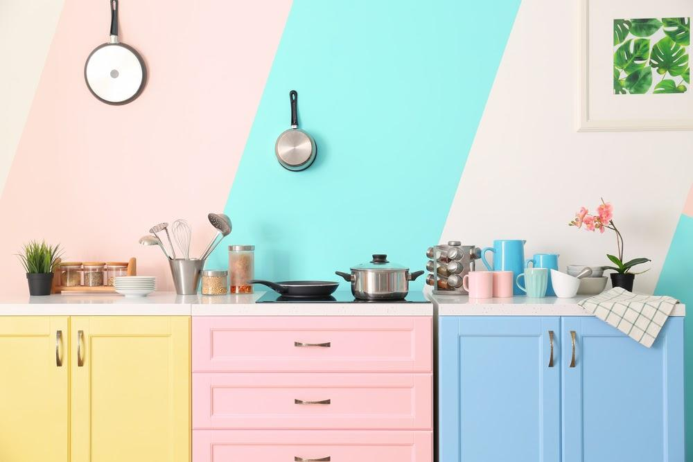 How To Find The Perfect Colour Scheme For Your Kitchen Space