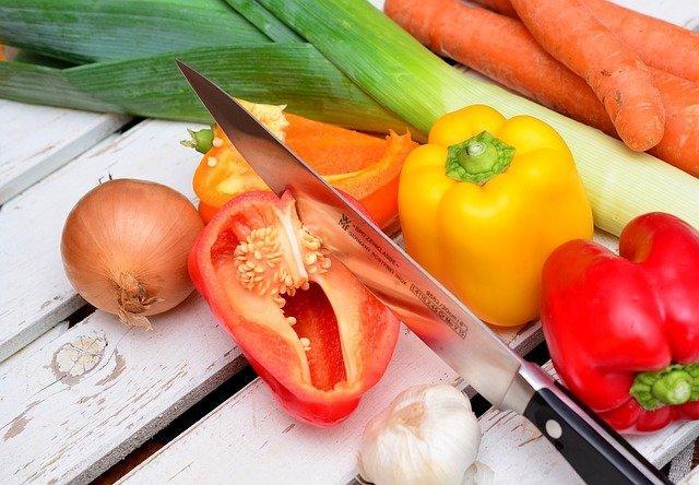 Chef's Kitchen Knives