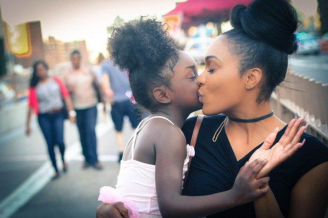 The Beautiful Job of Being a Mom